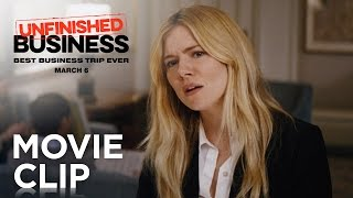 "Unfinished Business | ""Is That A Crease?"" Clip [HD] 