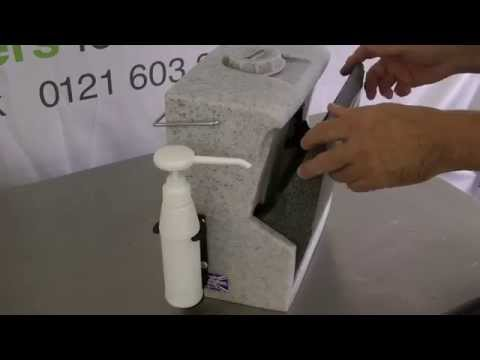 How To Use A Portable Hand Washing Unit – For Mobile Caterers