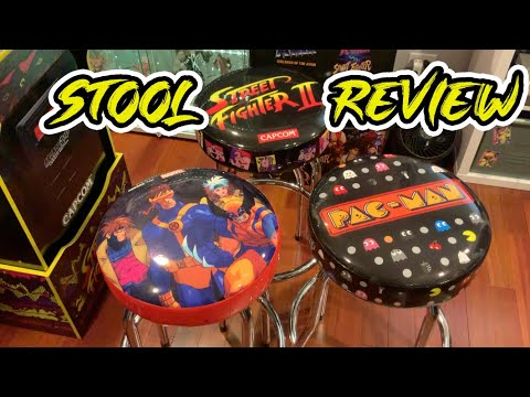 Is the Arcade1Up Stool Worth Buying? from OfficeArcade