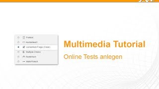 Online Tests anlegen [v.3.2]