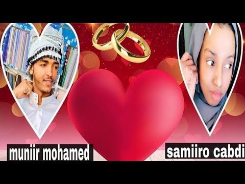 MNIIR AND SAMIIRO !! LOVE STORY BEST VIDEO 2020💗