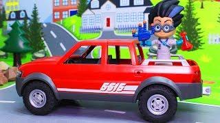 Фиксики – Два Нолика! Видео для детей с игрушками – Фиксики новые серии! #Мультфильмы