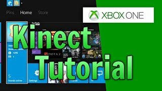 Xbox One Tutorial - How to use Kinect Sensor as a Microphone (For Twitch, Skype and Online Play)