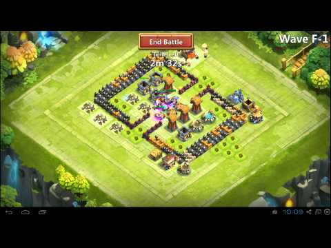 Castle Clash - How To Guide - Starting On A New Account - 66