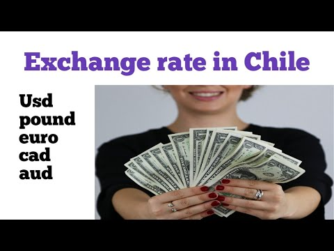 Exchange Rate In Chile | Chilean Pesos To Dollars| Chile Currency To Usd| Chile Currency To Inr