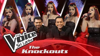 Thamodya Athuraliya | Kalu Kumara (කලු කුමාර ) | The Knockouts | The Voice Sri Lanka Thumbnail