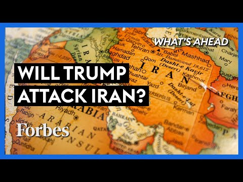 Trump May Attack Iran Before Biden Becomes President - Steve Forbes | What's Ahead | Forbes