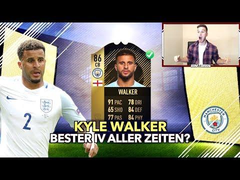 FIFA 18: WALKER (86) INFORM REVIEW! BESTER VERTEIDIGER ALLER ZEITEN?!🔥 😱