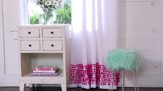 How to Update Curtains | Southern Living