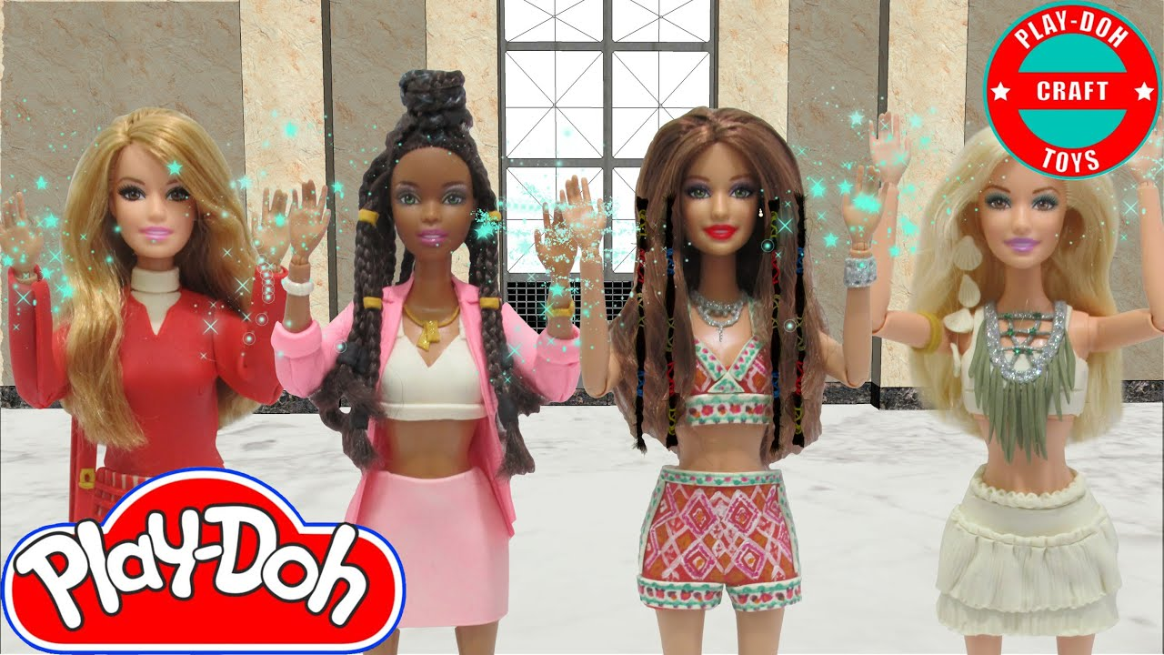 Play Doh Little Mix Black Magic Inspired Costumes  sc 1 st  YouTube & Play Doh Little Mix Black Magic Inspired Costumes - YouTube