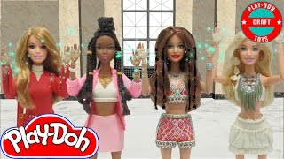 Play Doh Little Mix Black Magic Inspired Costumes