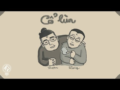 Cổ lùn - JGKID ft. Emcee L (Lyric Video)