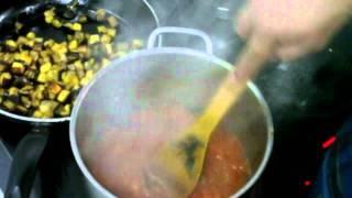 Уроки ведической кулинирии ч. 7- 03 - Чатни из помидор