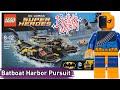 LEGO DC: Batboat Harbor Pursuit - Brickworm