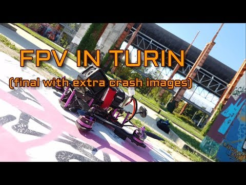 DRONE FPV FREESTYLE | Turin - Parco Dora (Realacc Martian II) | TURIN - IT