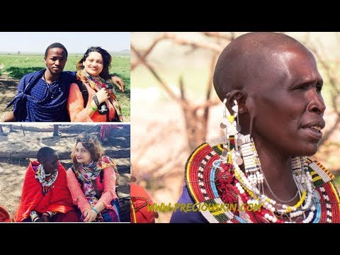 Royals Evict Maasai From Their Lands! But, Harry LOVES Black People...