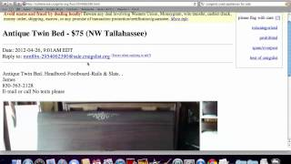 Used furniture for sale by owner alotcom for Craigslist used furniture south florida