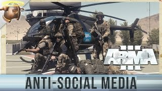 """Anti-Social Media"" ARMA 3 anti-ISIS custom mission by EvilViking13"