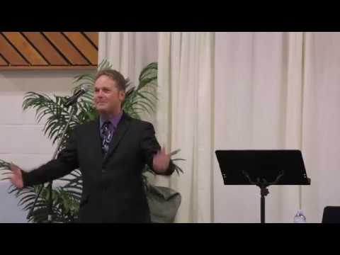 Pastor Billy Crone - Living in the Light of Artificial Intelligence Takeover