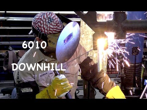 6010 Downhill Root Practice Plate