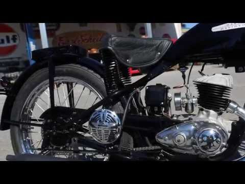 1948 Harley Davidson  Ricks Restorations