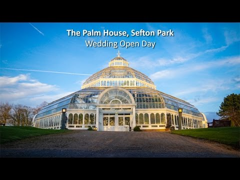 Palm House Wedding Show January 2016