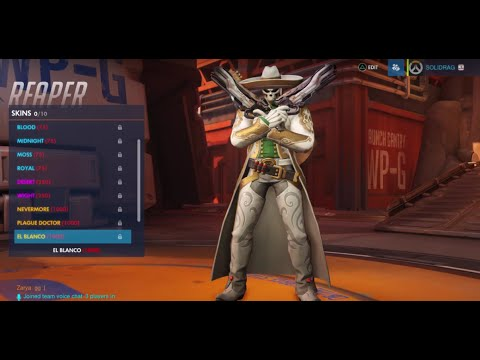 how to get all overwatch skins