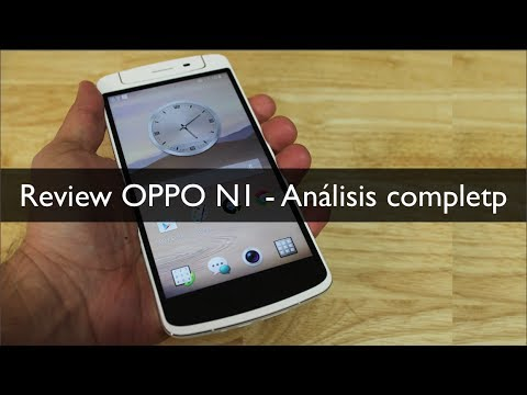 review oppo n1   an lisis  pleto   youtube