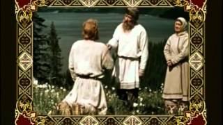 «Богатырь» из цикла По следам русских сказок