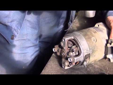 Ремонт стартера ваз 2106 своими руками видео