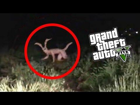 ¡EL CHUPACABRAS! - GTA 5 Misterios Mexicanos