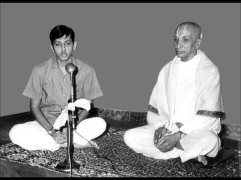 Yoga Sutra Chant-Srivatsa Ramaswami
