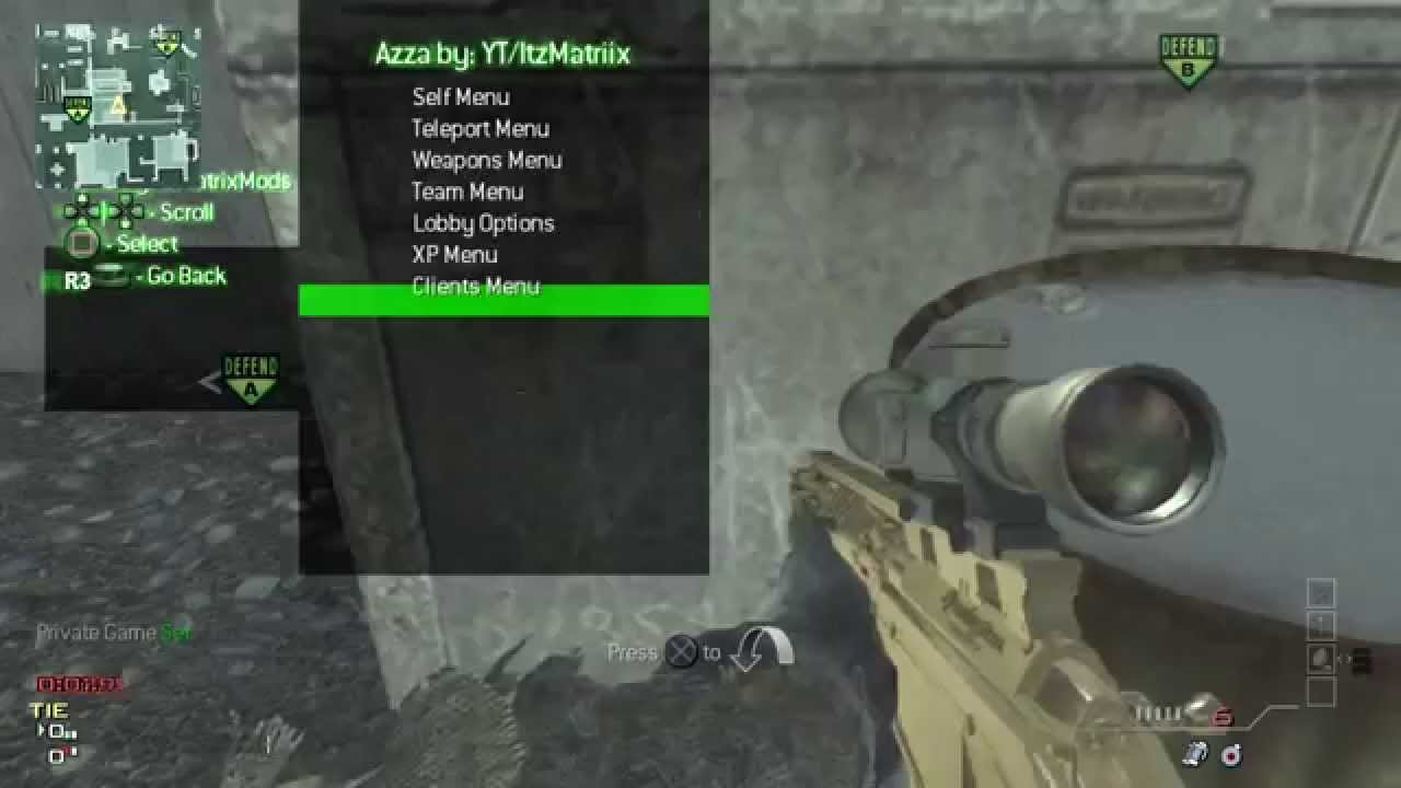 mw3 sprachpatch