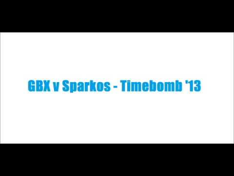 GBX v Sparkos - Timebomb ft Lisa Abbott