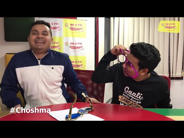 Manush Korechhi | Episode 06 | আমি আর আমার চশমা | Mirchi Agni | Mirchi Somak | Mirchi Bangla