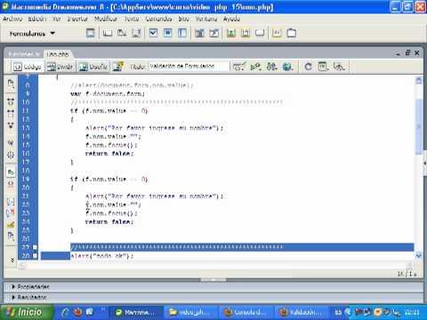 Videotutorial 15 del curso de PHP y MySQL