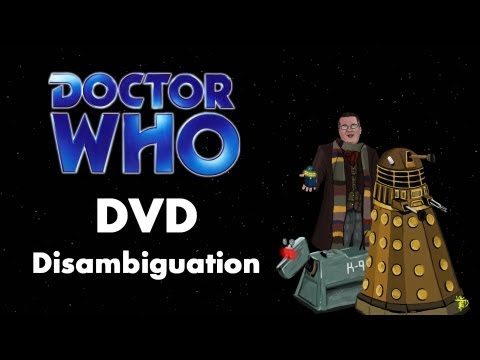 Doctor Who DVD Disambiguation - Prologue