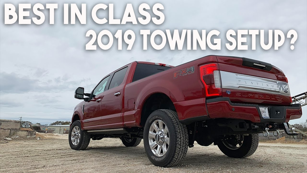 My Towing Setup 2019 Ford F 250 6 7 Powerstroke