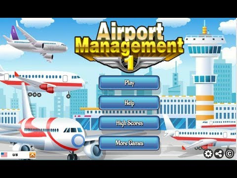 Airport Management 1 (Full Game)
