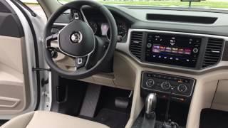 VW Atlas SE Quick Look