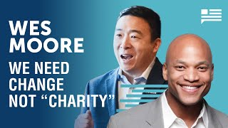 #LetYangSpeakDNC, the Kamala pick, and Wes Moore joins.