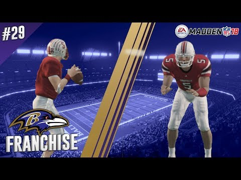 Real Passers (QB) | Prospect Preview (Y2,Sp1) | Madden NFL 18 Baltimore Ravens Franchise Ep. 29