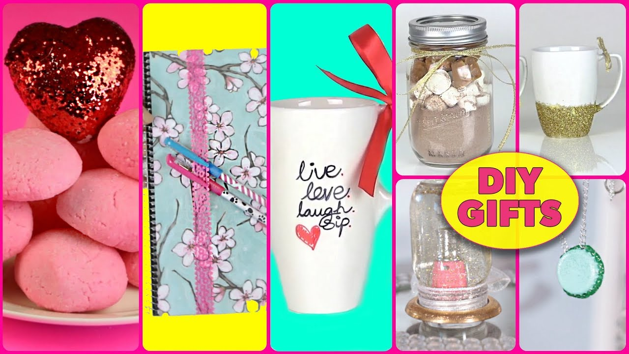 15 Diy Gift Ideas Diy Gifts Diy Last Minute Gift Ideas For Best