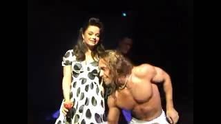TARZAN show и Наташа Королева Презентация книги Мужской Стриптиз 03. 2009