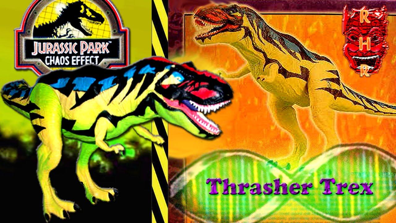 Jurassic Park: Chaos Effect