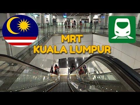 2019 Discovery the Subway in Kuala Lumpur - MALAYSIA