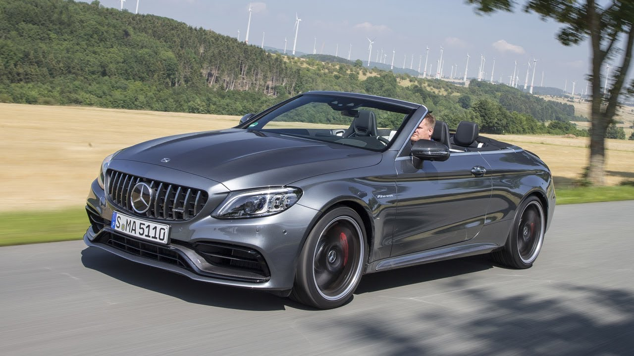 2019 mercedes amg c 63 s cabriolet youtube. Black Bedroom Furniture Sets. Home Design Ideas