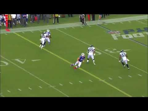 Ronald Darby Debut  8-17-17