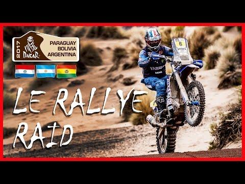 Moto Journal Dakar - Adrien Van Beveren, futur prodige du Rallye Raid (english Subtitles)