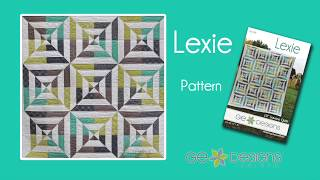 LEXIE - Quilt pattern